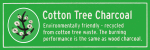 cotton tree charcoal